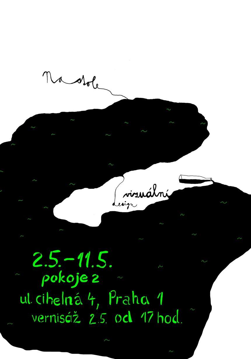 Autorem plakátu a pozvánky byl student Jakub Zajíček ze studia Jezevec, které bylo autorem vítězného konceptu zpracování pokoje č. 32