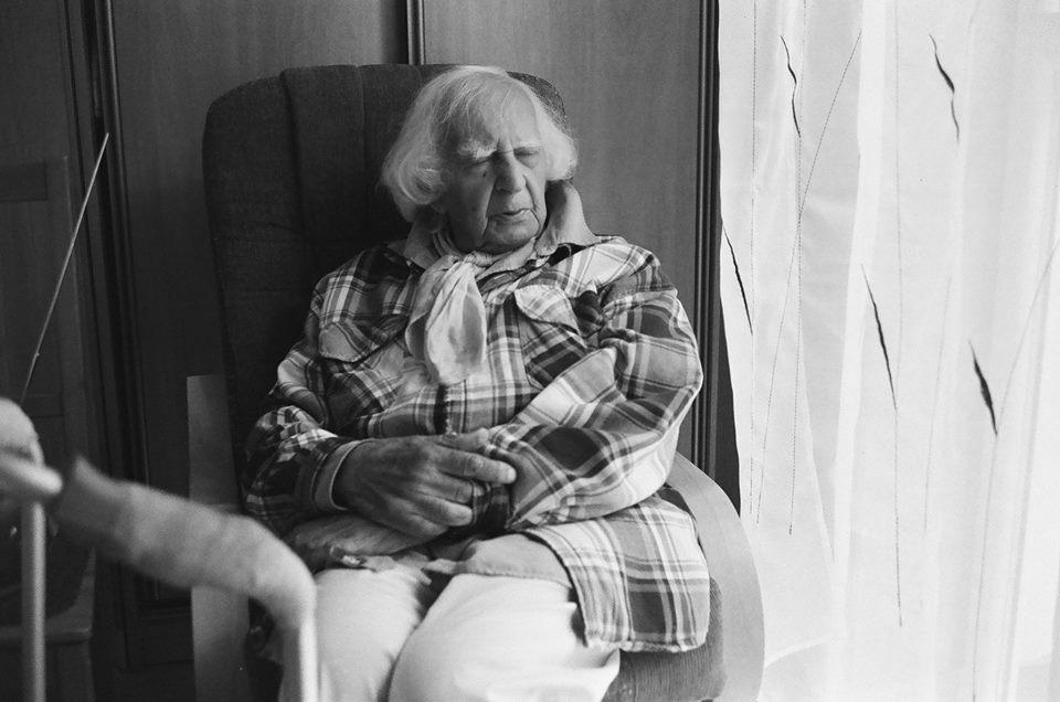 Szymono Bojko, foto fb Isia Zawadska, 2013
