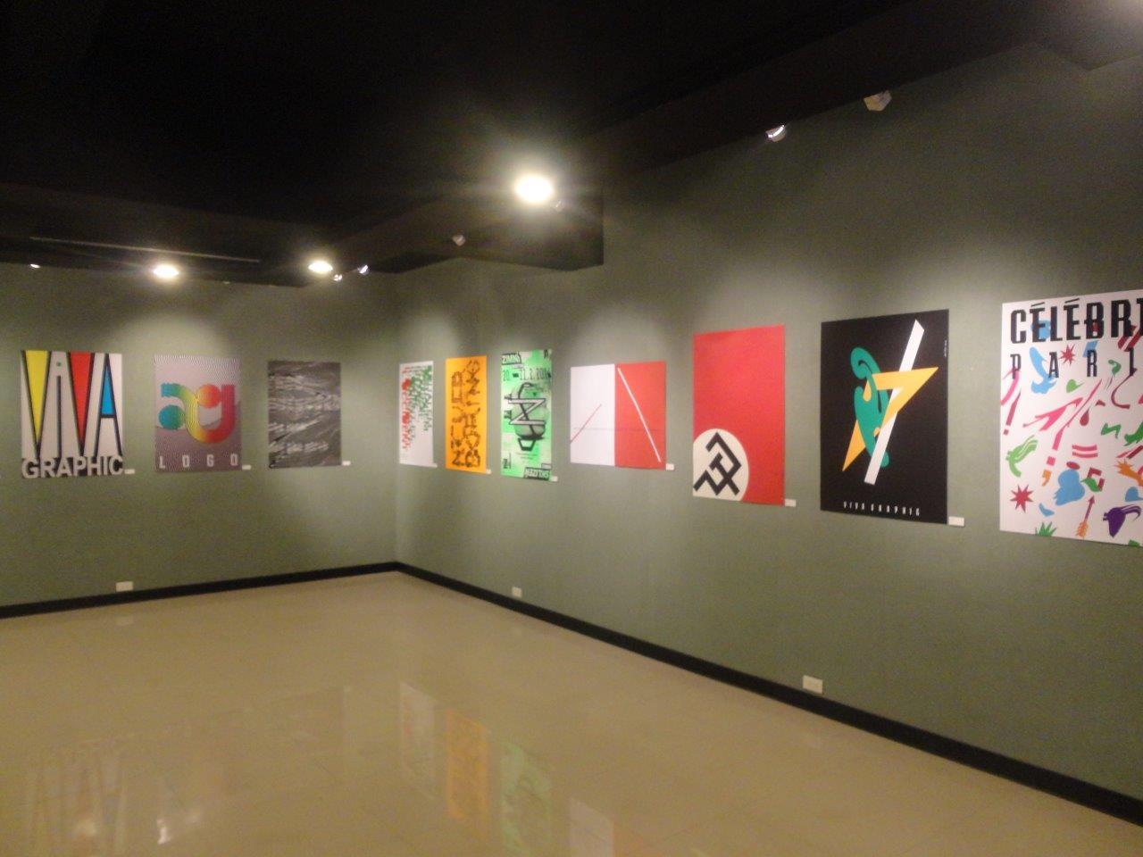 Česká část výstavy