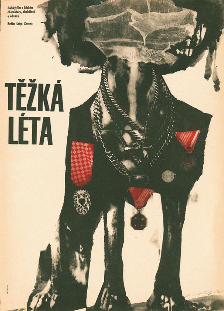 Karel Teissig, filmový plakát