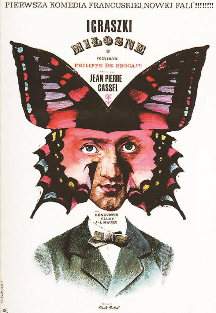 Roman Cieslewicz, filmový plakát