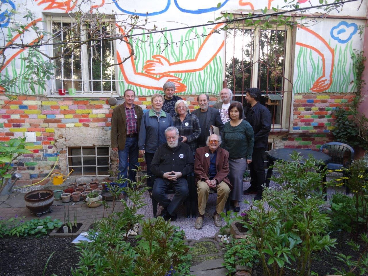 Skupinovka některých účastníků