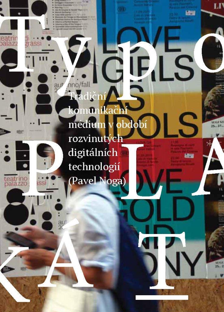 Obálka knihy Pavla Nogy